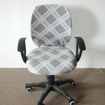 Computer office chair split stretch chair cover sets