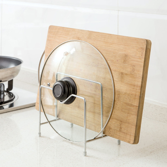 Cutting Board chopping board shelf pot rack