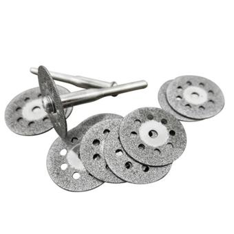 Dremel Rotary Tool Cutting Wheel Discs Mandrel Circular Saw Blades- intl