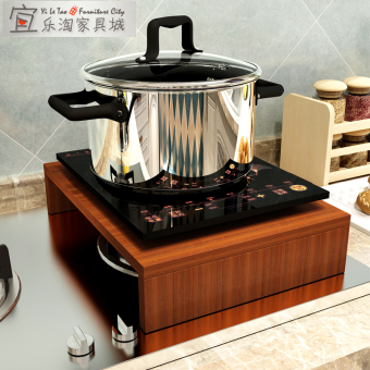 Electromagnetic Stove child liquefied natural gas stove bracket Base