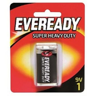 Eveready Heavy Duty 9V Battery