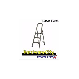 Golden Eagle Heavy Duty Family Ladder w/ Platform(Silver)