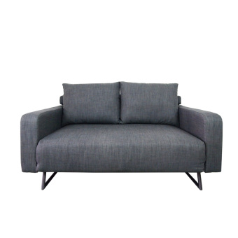 Homeandstyle aikin sofa bed grey 2 5 seater lazada for Sofa bed lazada