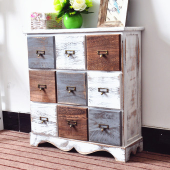Jianyue living room bedroom multi-bucket cabinet Cabinet