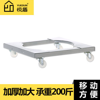 Kitchen Cabinet gas bracket mobile Pulley