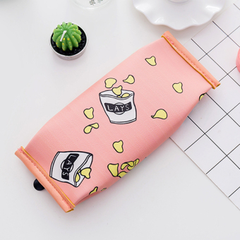 Korean-style female girl's stationery bag pencil case