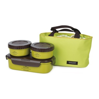Lock&Lock freshness box plastic container fruit food lunch box