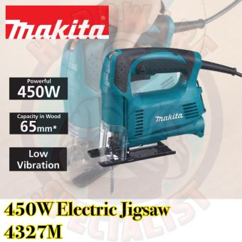 Makita 450W Electric Jigsaw / Jig Saw 4327M