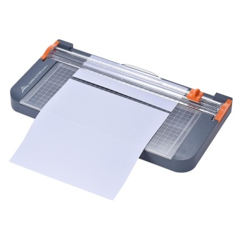 Multifunctional A4 Paper Trimmer Cutters Guillotine with 5 Storage Boxes Portable for Photo Labels Paper Cutting - intl