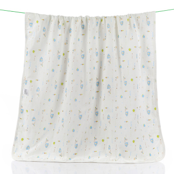 New cotton gauze bamboo fiber towel children baby child was soft and comfortable large bath towel Four Seasons blanket