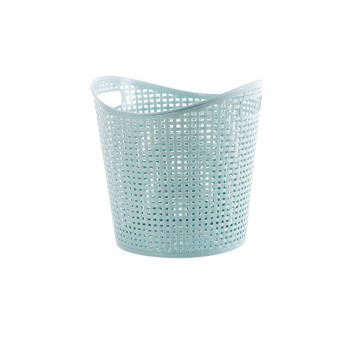 Plastic living room toys clothing storage basket laundry basket