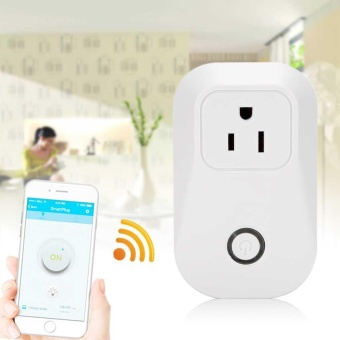 S20 WIFI Smart Remote Control Socket UK AU Home Automation ForSonoff NEW - intl