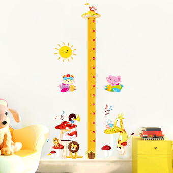 School kindergarten decorative wall stickers