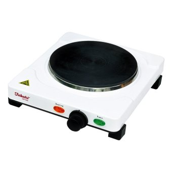 Takahi Single Burner Electric Hotplate 1345 White