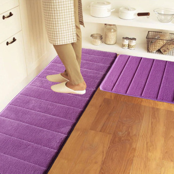 Thick kitchen absorbent non-slip mat