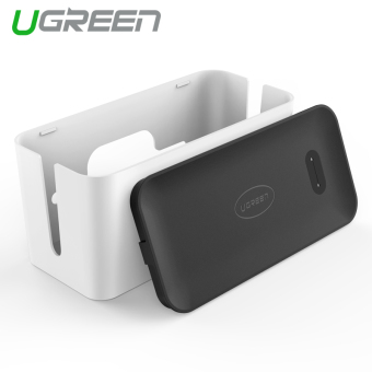 UGREEN Power Cable Organizer Box for All Electric Wires Management-small size