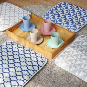 Yodo xiui Japanese-style tatami cushion 3D breathable can be washdining chair cushion office chair mat