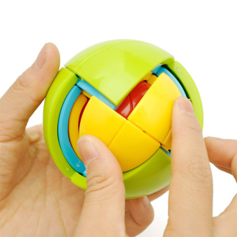 3D three-dimensional space for children three-dimensional puzzle ball