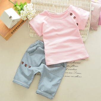 Boys New style baby summer children's clothing