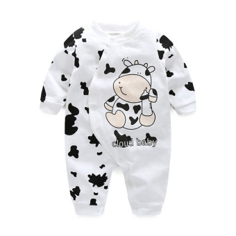 Cotton spring newborns baby romper onesie