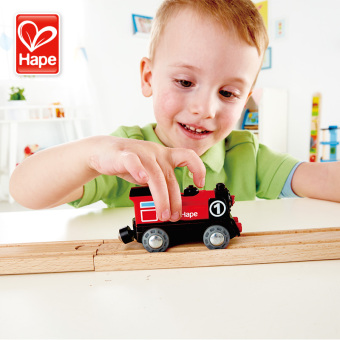 HAPE track electric train