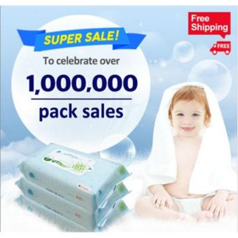 JeJu Wet Wipes Wet Tissues ( 1 for 1 )
