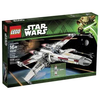 Lego 10240 X wing Star Wars