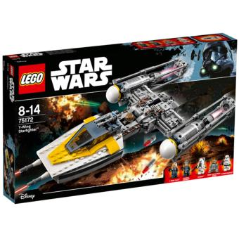 Lego 75172 Y Wing Star Fighter