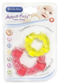 Lucky Baby(R) 606919 Aqua Fun(TM) Water Teether - Link