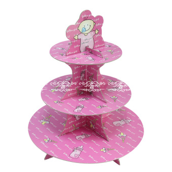 Party anniversery birthday decorative cake rack