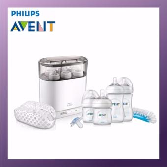 PHILIPS AVENT 4 In1 Steam Sterilizer Bundle