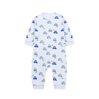 POPUBB cotton newborns romper baby coveralls