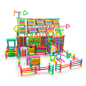 Smart kindergarten educational magic building blocks