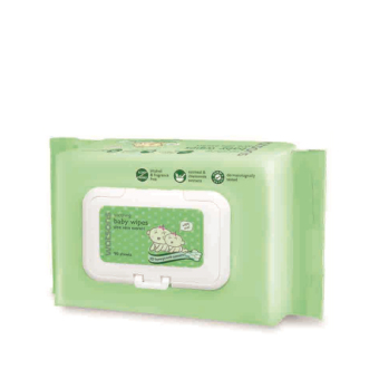 Watsons Soothing Baby Wipes 90's