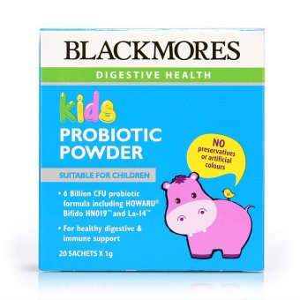 Blackmores Kids Probiotic Powder 20sachets