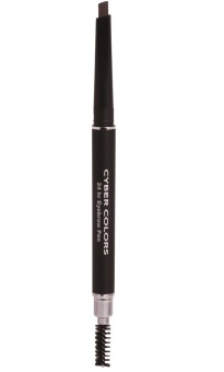 Cyber Colors 24hr Eyebrow Pencil (C:02 Dark Brown)