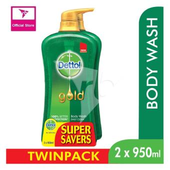 Dettol Shower Gel Daily Clean 950Ml P&P