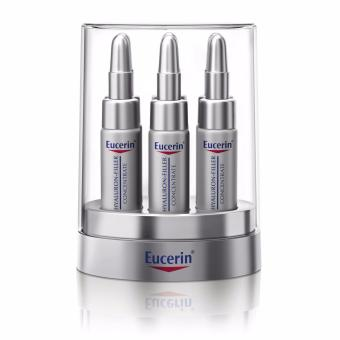 Eucerin Face Care Unisex Anti-Ageing Hyaluron Filler Concentrate (6x 5ml)