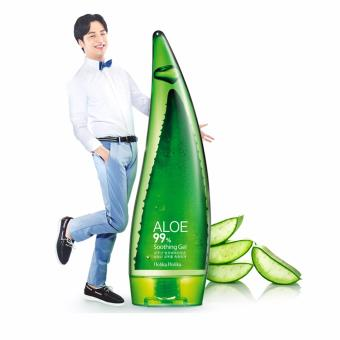 Holika Aloe Vera 99% Soothing Gel 250ml with authentic sticker