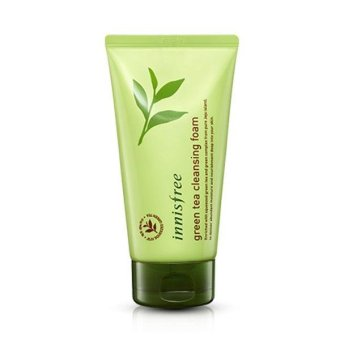 innisfree GREEN TEA CLEANSING FOAM 150ml - intl