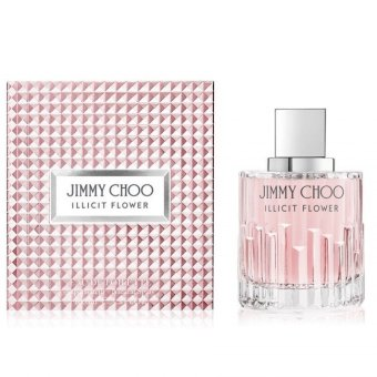 Jimmy Choo illicit Flower EDT 100ml (New Arrival)