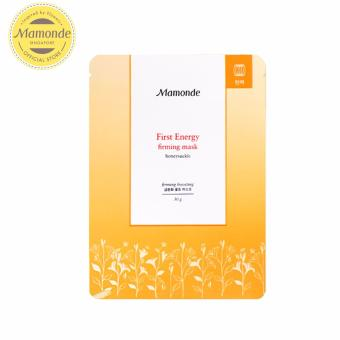 Mamonde First Energy Firming Mask, 5 sheets