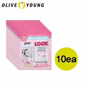 OLIVE YOUNG Faith in Face After Shower Look Hydrogel Mask (10ea) - intl