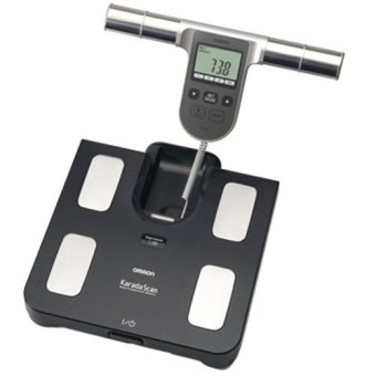 Omron Family Body Composition Digital BMI Muscle Bathroom Weighing Scale BF508