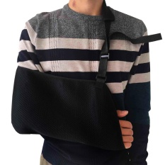 Andux Shoulder Brace Arm Sling Support For Pain Relief Yydd-01 - Intl