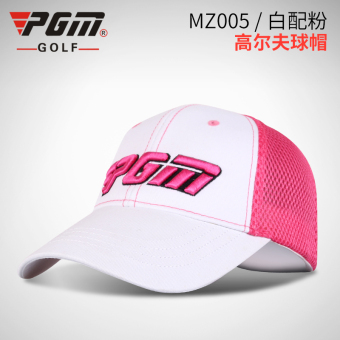 Cotton GOLF hat couple's GOLF hat breathable Mesh
