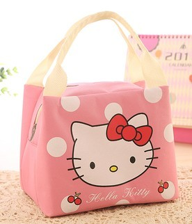 Cute canvas New style multi-purpose container bag