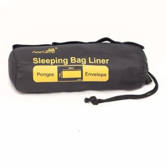 Pongee Sleeping Bag Liner Envelope 85cmx206cm