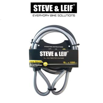 Steve & Leif Galaxy Bike Double Loop Cable (10mm x 1800mm)