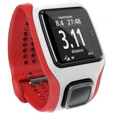 Tomtom Runner Cardio (red/white)